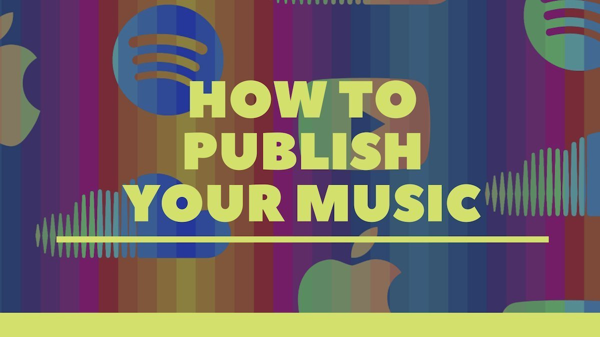 how to self-publish music
