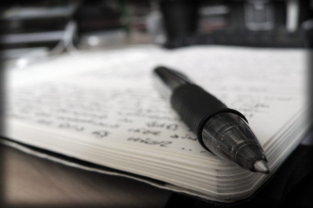 how to start writing a rap song